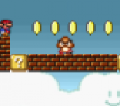 Hra Super Mario flash