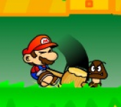 Hra Paper Mario World