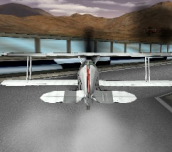 Hra Airplane Road