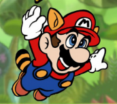 Hra Mario Jungle Adventure