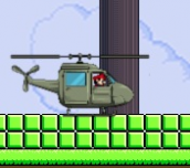 Hra Mario Helicopter